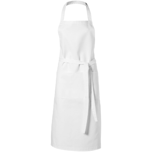 Viera apron with 2 pockets in yellow