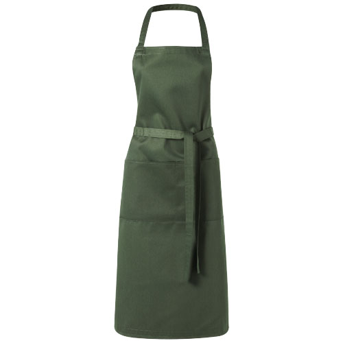 Viera apron with 2 pockets in bottle