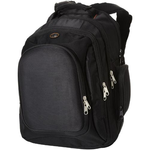 Neotec 15.4'' laptop backpack in black-solid