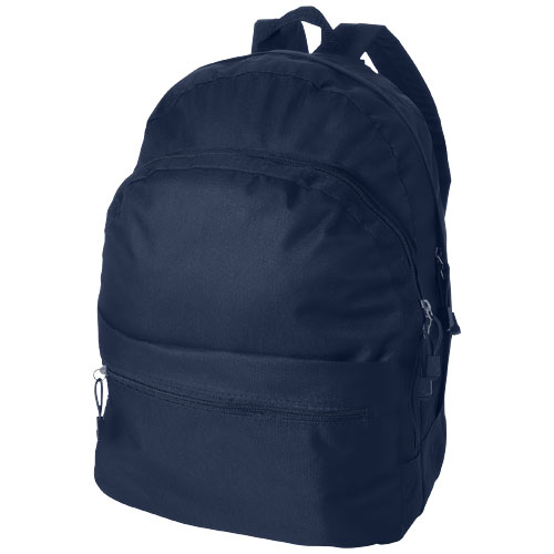 Trend 4-compartment backpack in navy