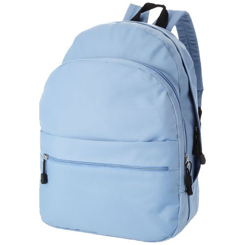 Trend 4-compartment backpack in ocean-blue