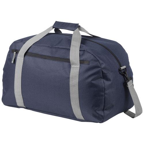 Vancouver travel duffel bag in navy