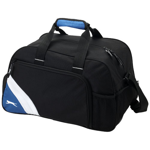 Wembley gym bag in black-solid