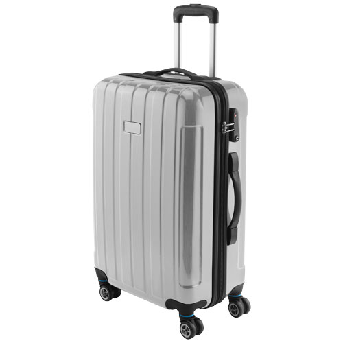 Spinner 24'' carry-on trolley in silver