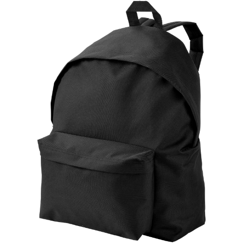 Urban covered zipper backpack