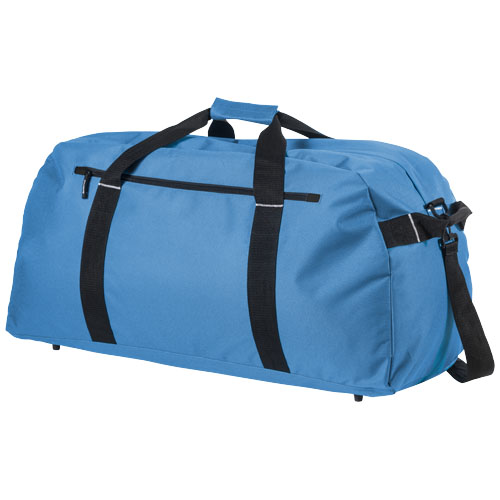 Vancouver extra large travel duffel bag in blue