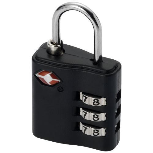Kingsford TSA-compliant luggage lock in