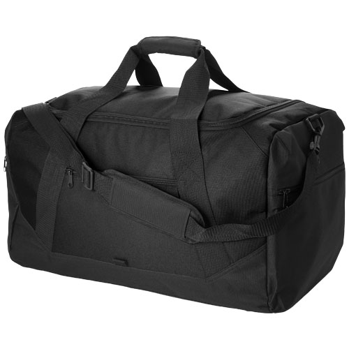 Columbia travel duffel bag in black-solid