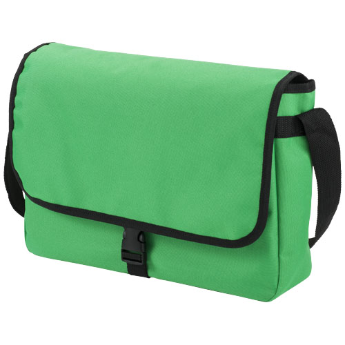 Omaha shoulder bag in bright-green