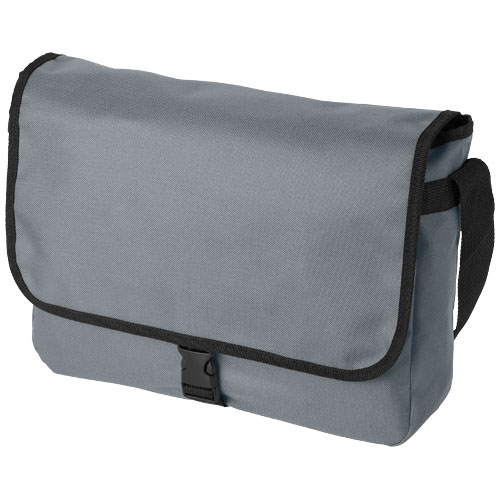 Omaha shoulder bag in grey