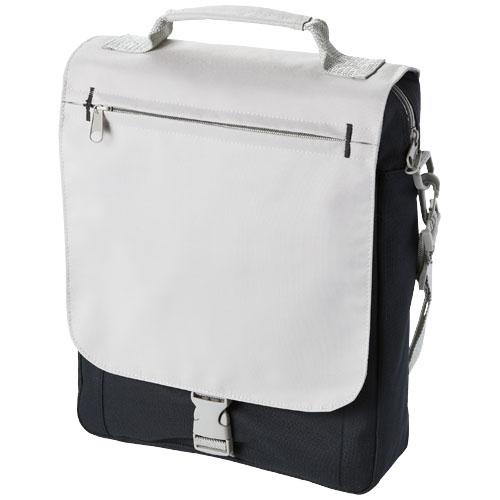 Philadelphia conference bag in dark-grey-and-light-grey