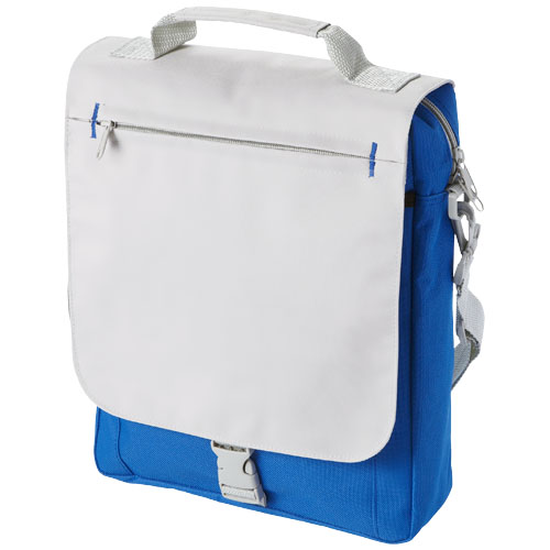 Philadelphia conference bag in royal-blue-and-grey