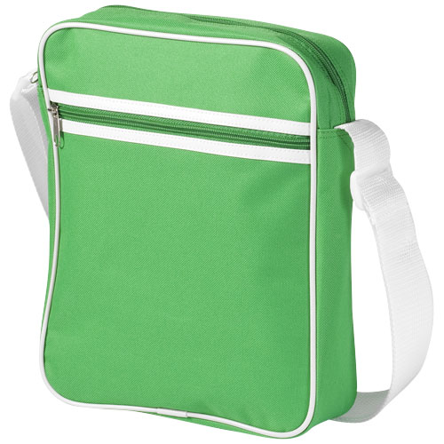 San Diego messenger bag in bright-green