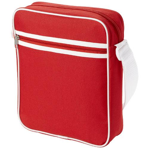 San Diego messenger bag in red