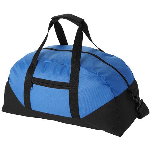 Stadium duffel bag in blue