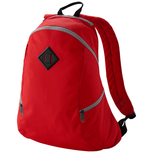 Duncan backpack in white-solid