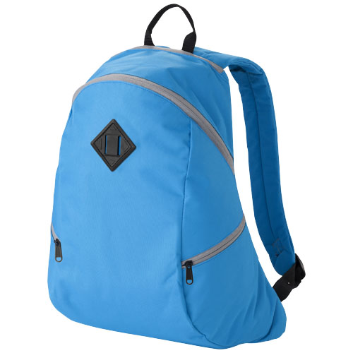 Duncan backpack in aqua