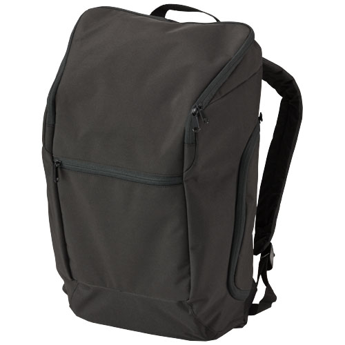 Blue-ridge backpack in black-solid