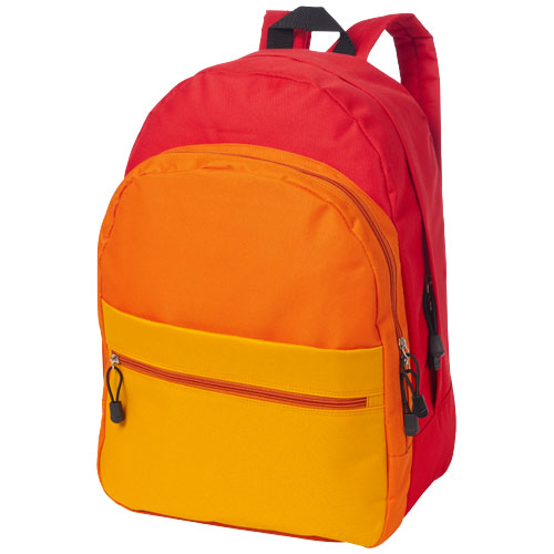 Trias backpack in red
