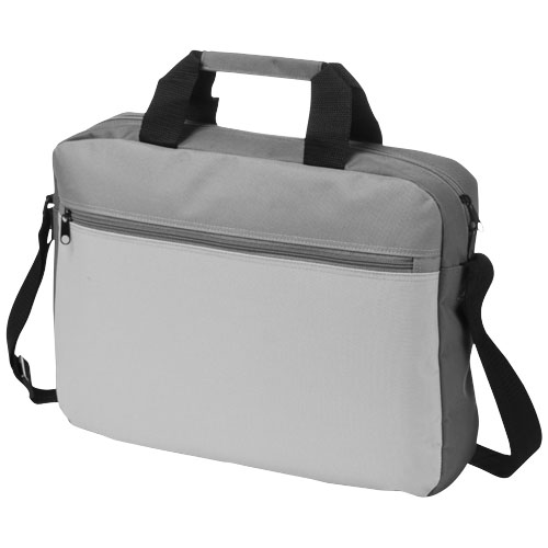 Trias conference bag in grey