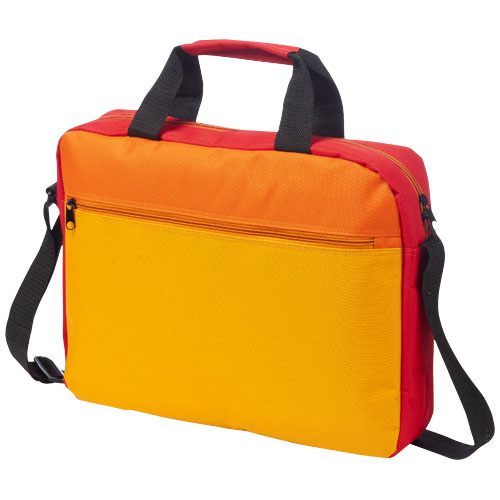 Trias conference bag in red