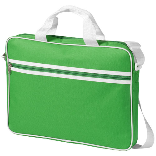 Knoxville 15.6'' laptop conference bag in green