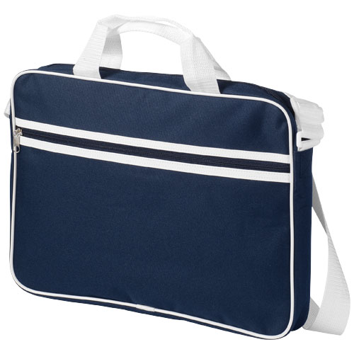 Knoxville 15.6'' laptop conference bag in navy