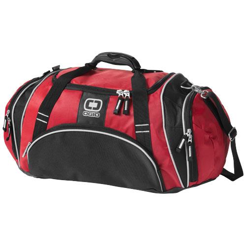 Crunch duffel bag in red
