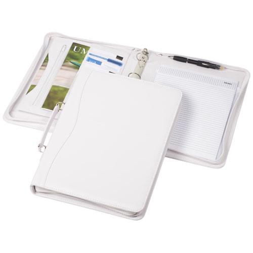 Ebony A4 briefcase portfolio in