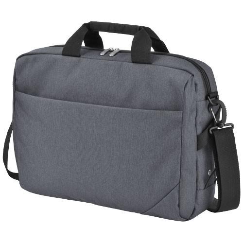 Navigator 14'' laptop conference bag in grey