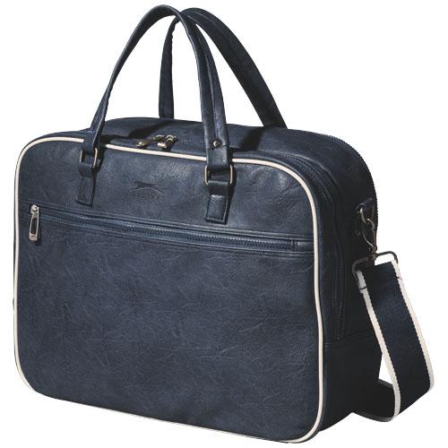 Richmond 17'' laptop brief bag in navy