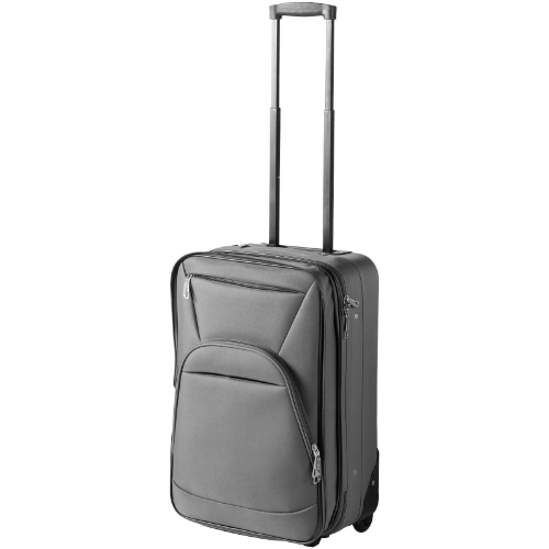 Expandable carry-on luggage in