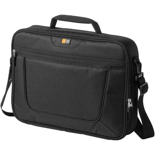 Office 15.6'' laptop case in black-solid