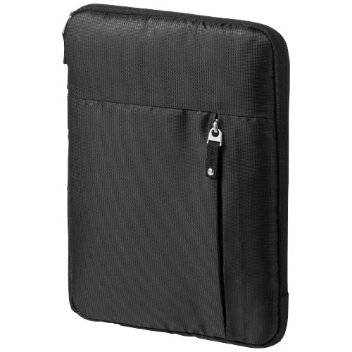 10'' tablet sleeve in black-solid