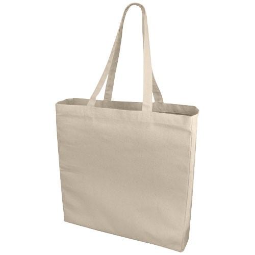Odessa 220 g/m² cotton tote bag in natural