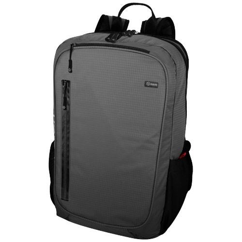 Lunar 15.6'' laptop backpack in grey