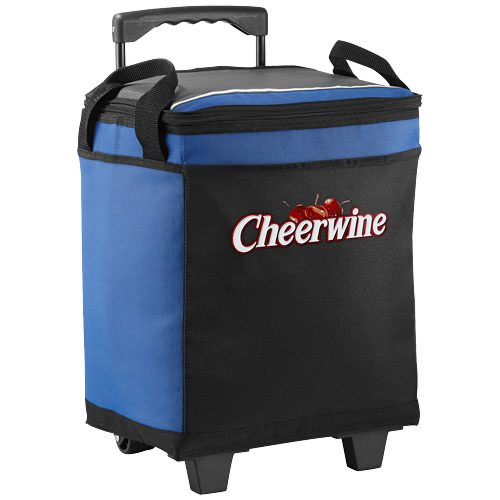 Roller 32-can cooler bag with wheels