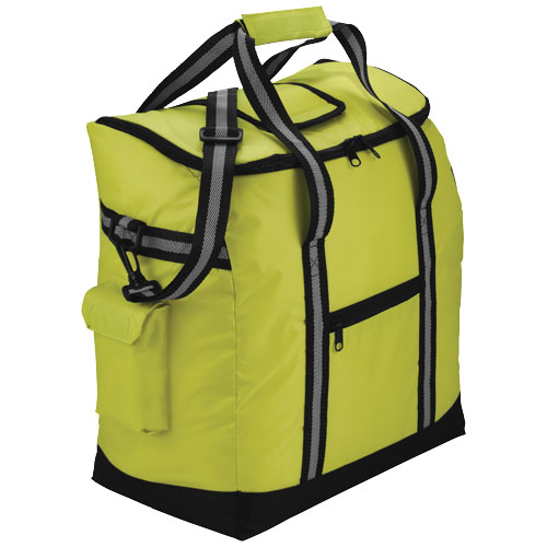 The Beach Side Deluxe Event Cooler in lime