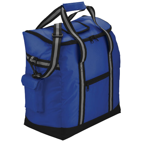 Beach-side event cooler bag in royal-blue