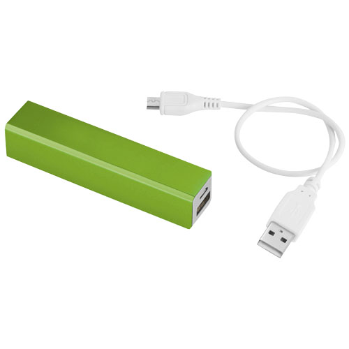 Volt alu power bank 2200mAh in lime