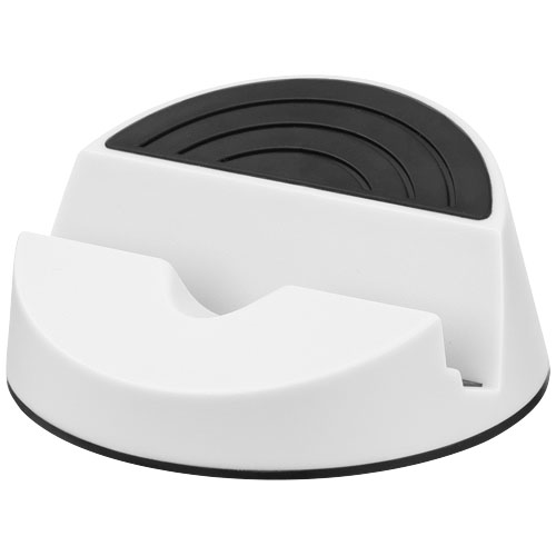 Orso smartphone and tablet stand in white-solid