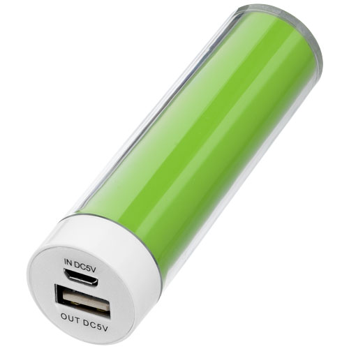 Dash power bank 2200mAh in lime