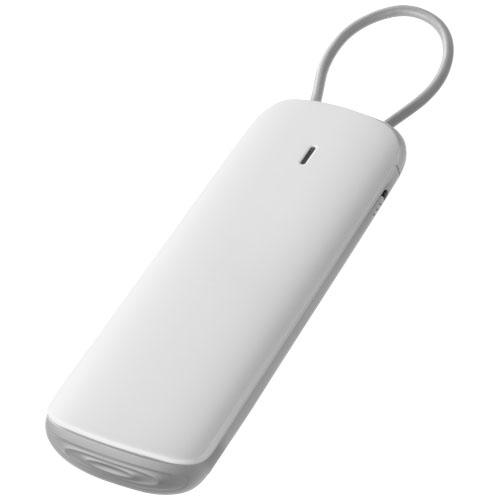 PB-3000 Powerbank in white-solid