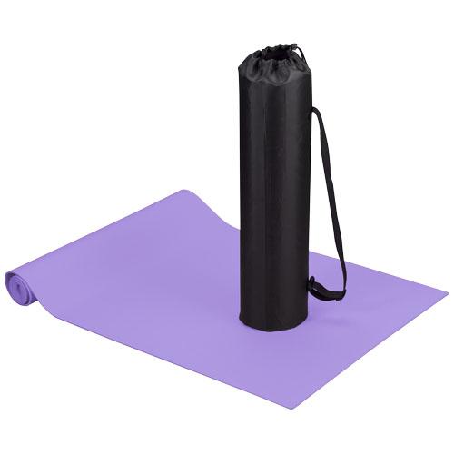 Cobra fitness and yoga mat in purple