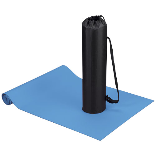 Cobra fitness and yoga mat in royal-blue