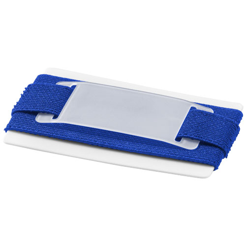 Alicante slim wallet in royal-blue
