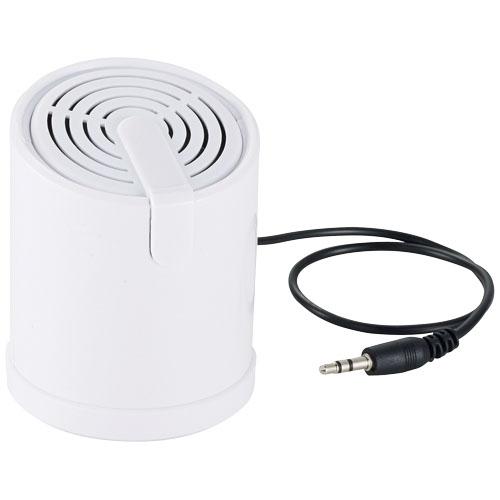 Looney Light up Speaker in white-solid