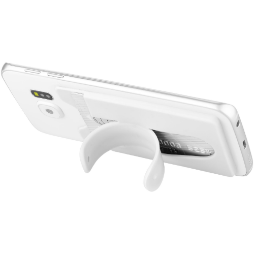 Stue silicone smartphone stand and wallet in