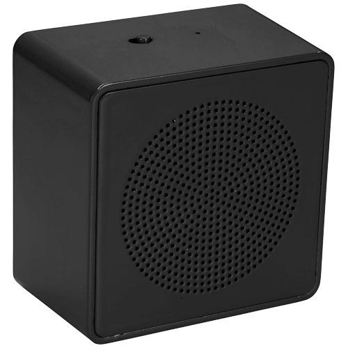 Whammo Bluetooth® Speaker in black-solid