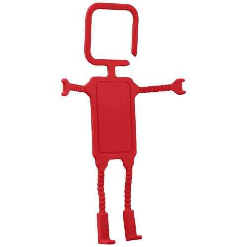 Huggable Phone Holder in red